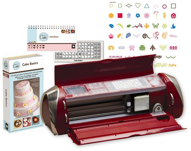 Die Cutting Machine For Cake Decorating