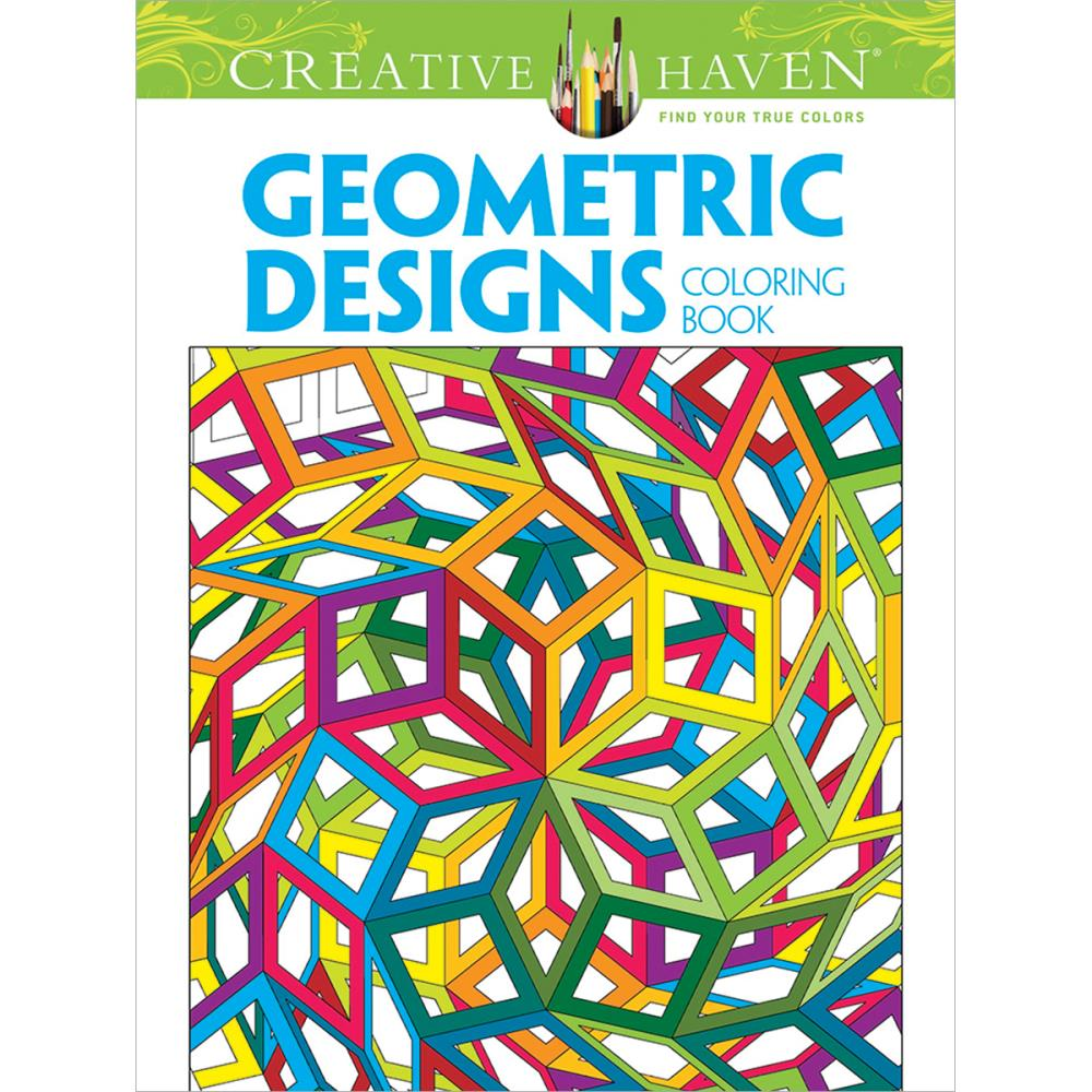 Dover Publications Creative Haven Geometric Designs