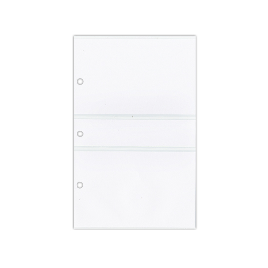 pocket photo albums refill pages holds two 4 x 6 inch photos per