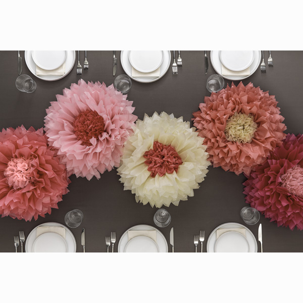 Martha stewart crafts pom pom kit chrysanthemum flowers mightylinksfo