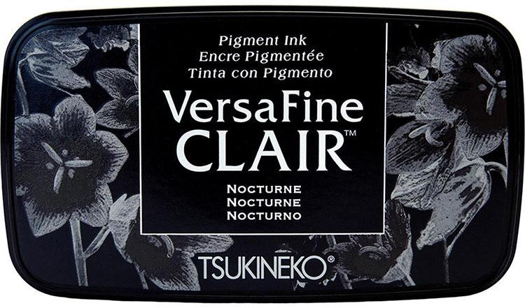 Tsukineko - VersaFine Clair - Ink Pad - Nocturne