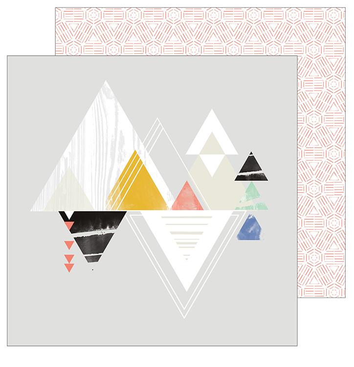Pinkfresh Studio - Escape the Ordinary Explore Paper