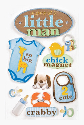 Paper House Productions - Baby Boy Collection - 3 ...