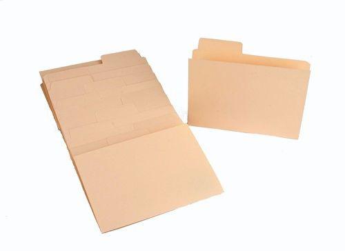 7 Gypsies 4 X 6 Naked Manila Folder