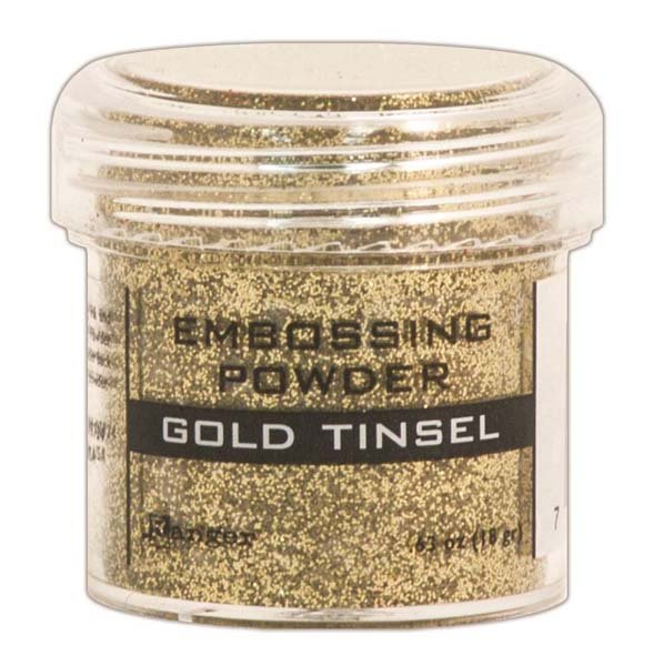Ranger Ink Embossing Powder - Gold Tinsel