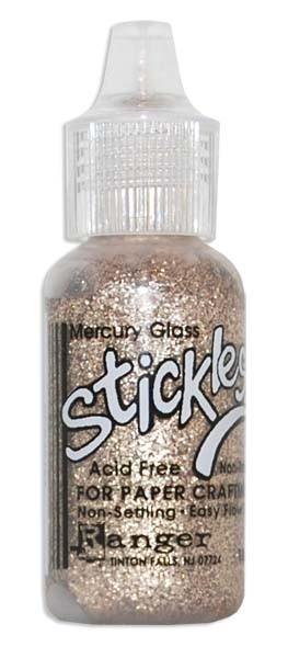Ranger Mercury Glass Stickles Glitter Glue