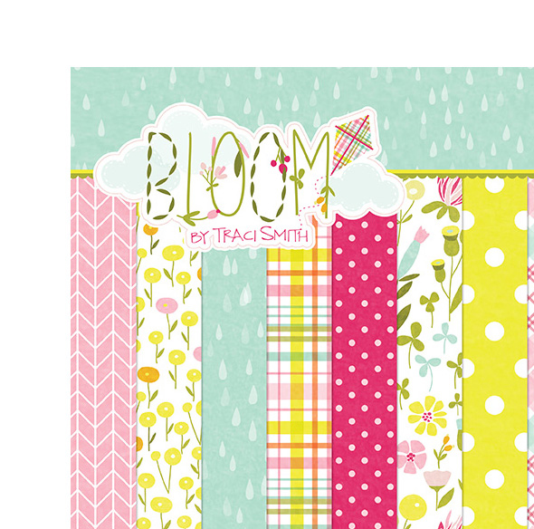 Photo Play Paper Bloom 12x12 Collection Pack