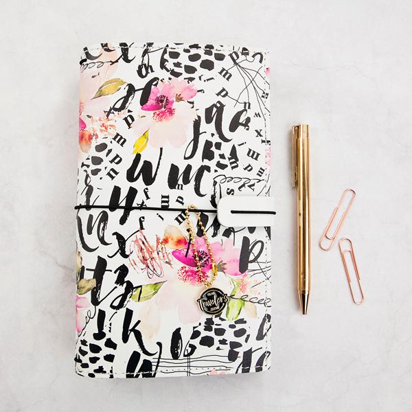 prima my prima planner travelers journal jet setter starter journal set
