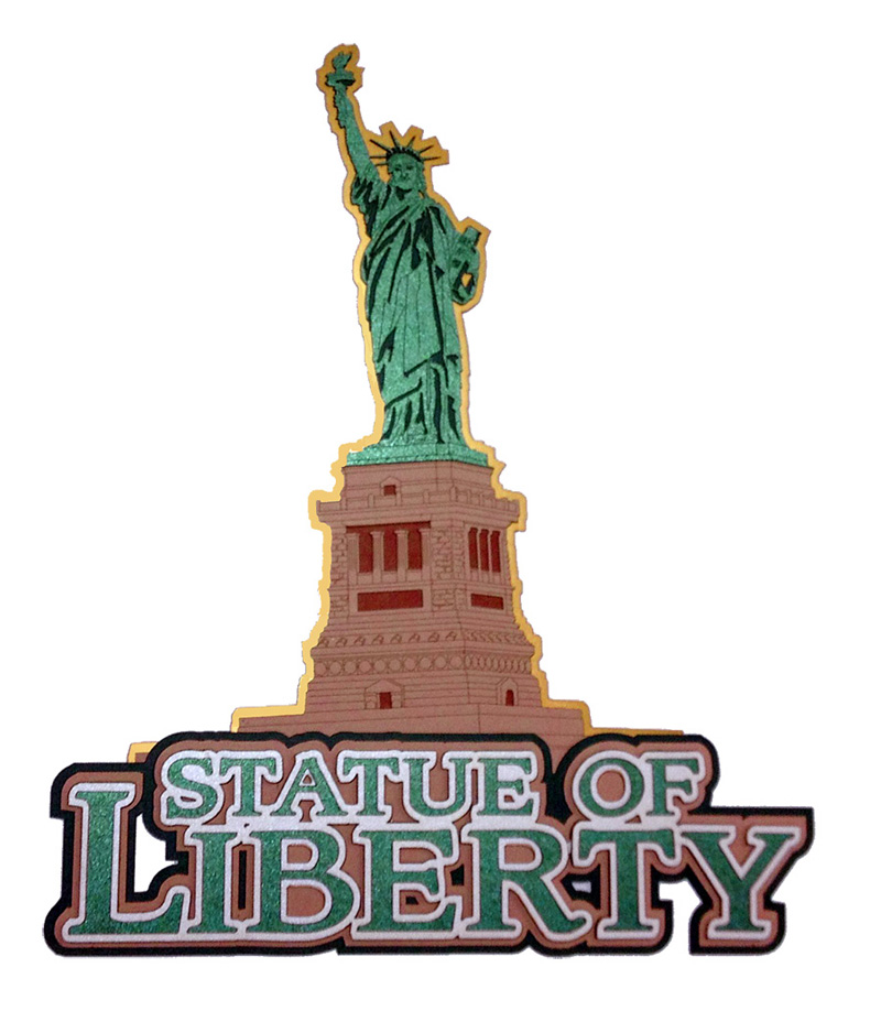 describe statue of liberty essay The ship ride over was wretched, so i wish to describe the passage of ellis island,   we rushed to the deck to see the beautiful statue of liberty.