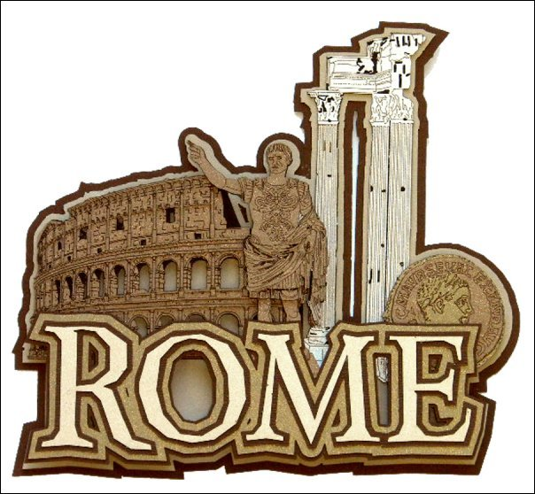 Rome italy research paper