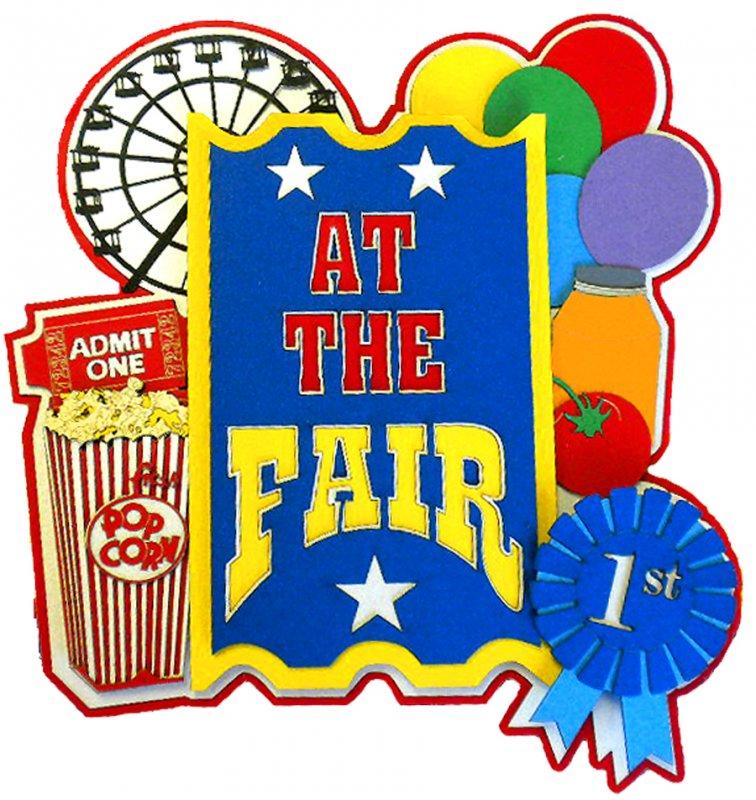 paper wizard at the fair die cut