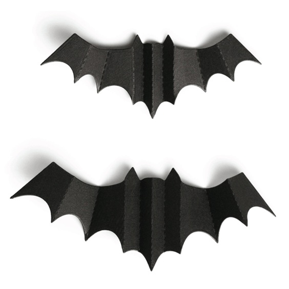 Crafts  Halloween  Die Cutting Template  Bats