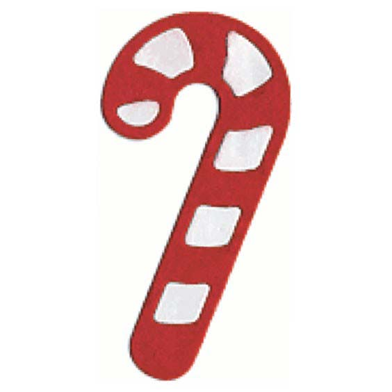 Crafts  Die Cutting Template  Christmas  Candy Cane
