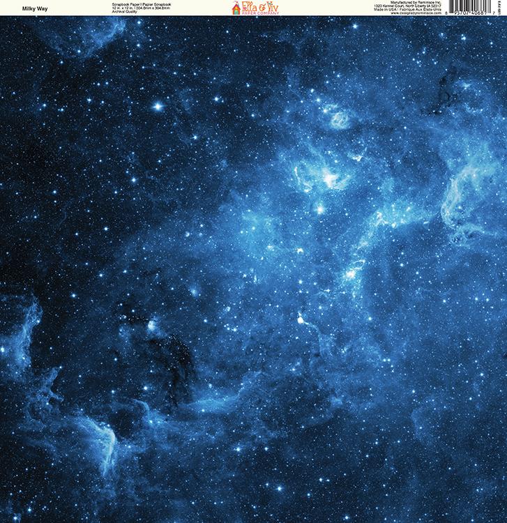 Ella And Viv Paper Company Galaxy Milky Way Paper