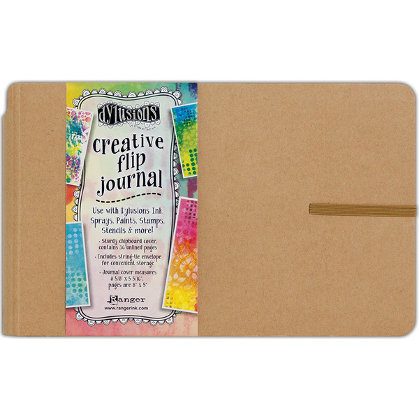 Ranger Ink - Dylusions Creative Flip Journal - Small