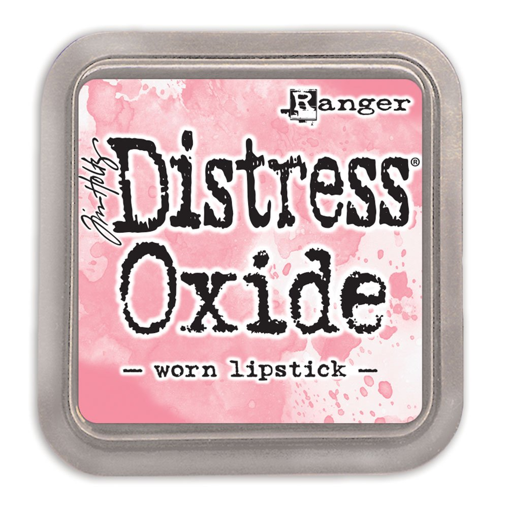 Ranger Distress Oxide Ink Worn Lipstick