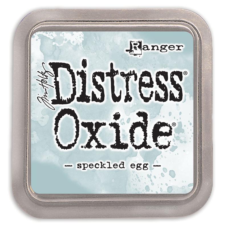 Ranger Speckled Egg Distress Oxide Ink