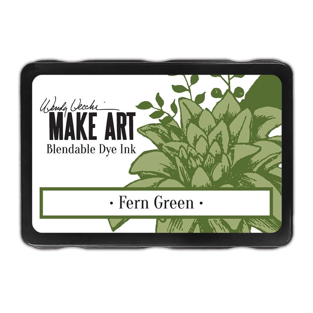 Wendy Vecchi Blendable Dye Ink - Fern Green