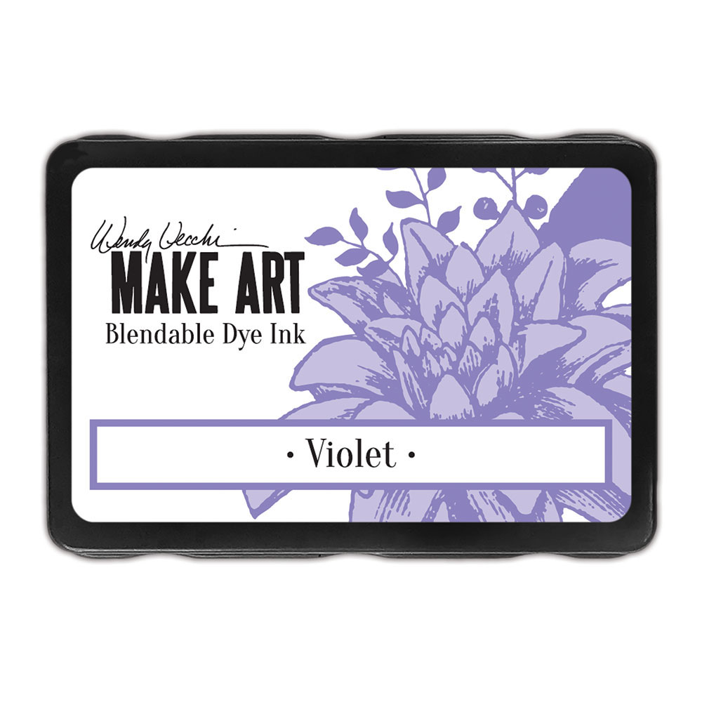 Wendy Vecchi Blendable Dye Ink - Violet