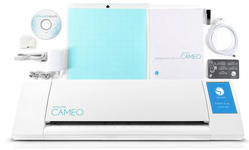 Silhouette America Cameo Version 2 Electronic Cutting