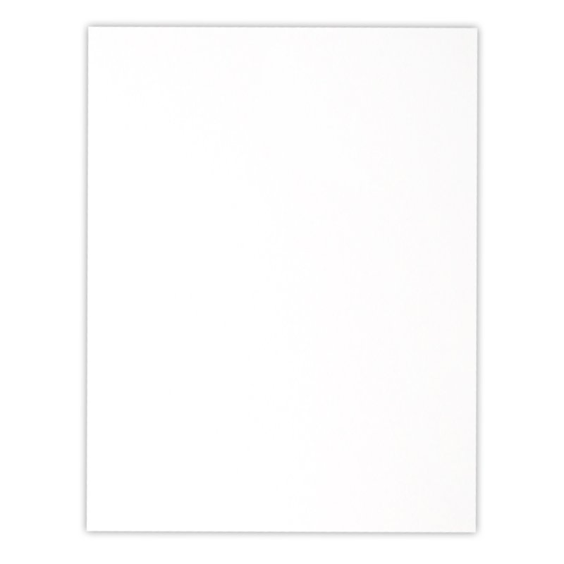Neenah Solar White Cardstock 25 pk - 8.5x11 inch