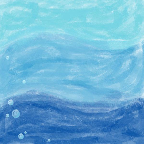 Sea Scrapbook Paper