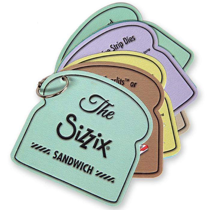 Sizzix Sandwich Booklet