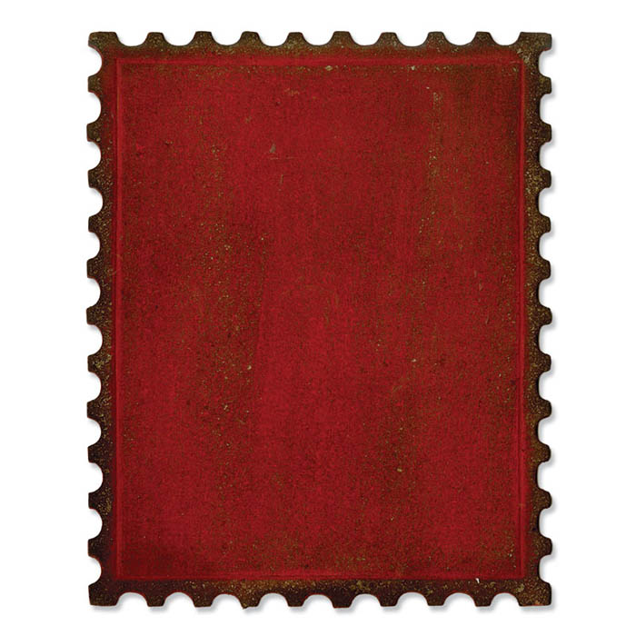 Sizzix tim holtz postage stamp frame movers and shapers die sizzix tim holtz alterations collection movers and shapers die postage stamp frame maxwellsz