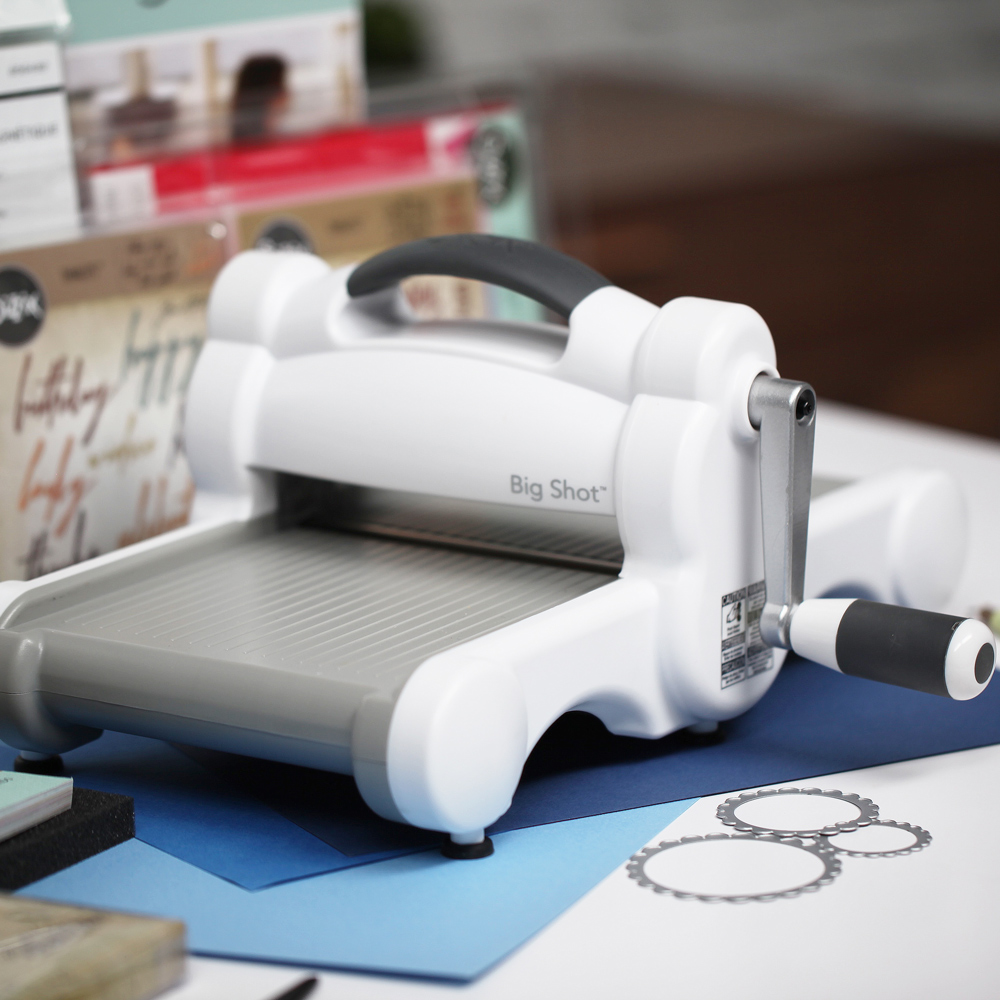 sizzix embosser machine