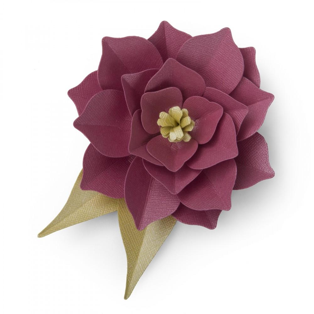 Sizzix Die Cutter Thinlits  Flower #41  fits Big Shot