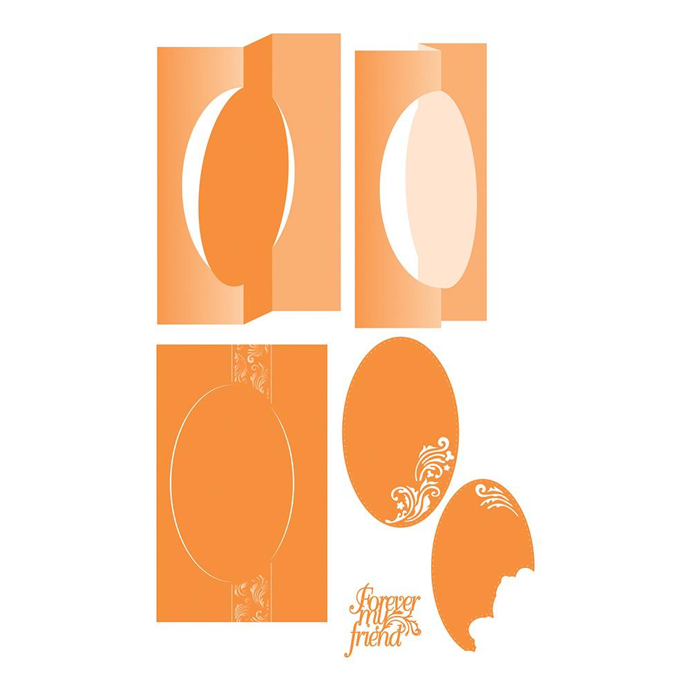 cda7899c1b1059 Tonic Studios - Flip Flop Die Set - It s The Little Things