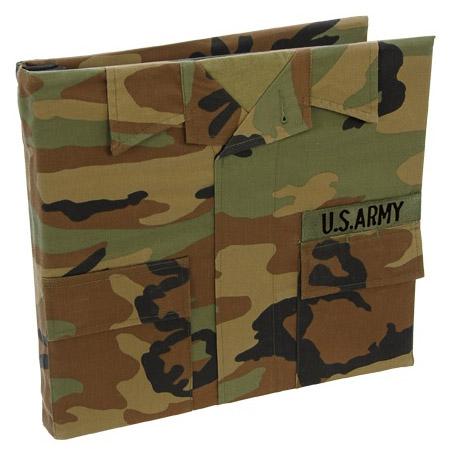 Uniformed Scrapbooks Of America 12 X 12 Postbound Album