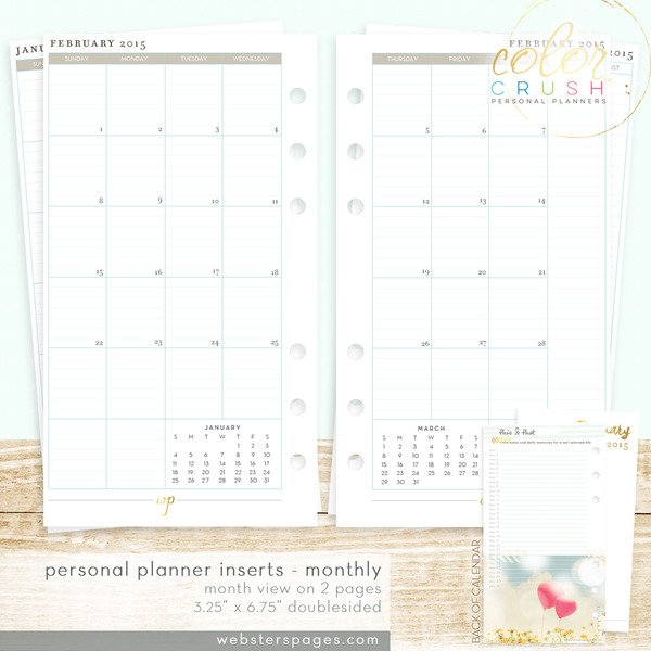 Personal Calendar. How To Organize Your Personal Calendar For The