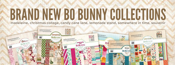 Bo Bunny new collections 2014