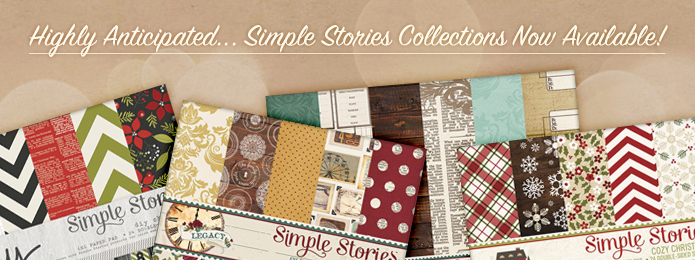 Simple Stories new collections 2014