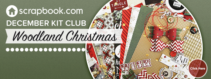 Woodland Christmas - Kit Club