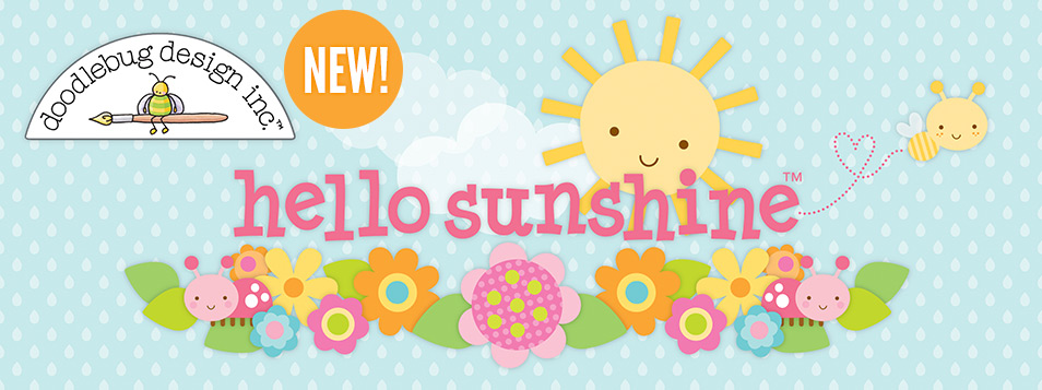 2015 Doodlebug Spring Sun