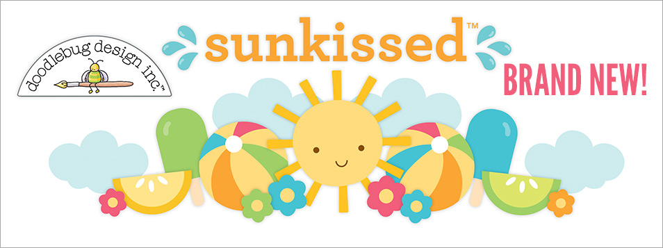 2015 Doodlebug Summer - Sunkissed