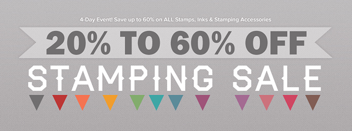 Stamping Sale 20-60