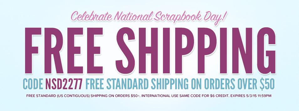 Free Shipping NSD 2015