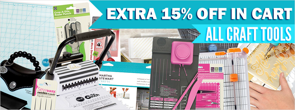 ALL TOOLS Extra 15% OFF in CART