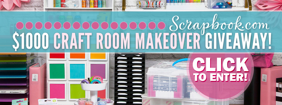 Gleam Giveaway - Craftroom Makeover