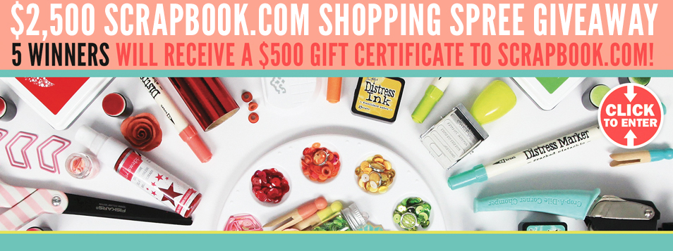 500 Gift Certificate Giveaway 1