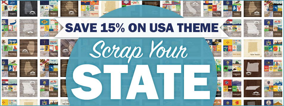 Extra 15% off USA Theme