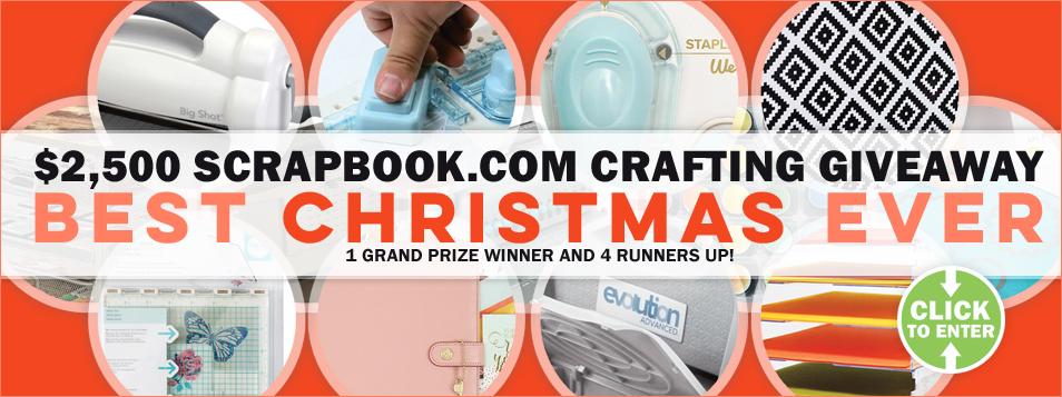 GLEAM Best Christmas Ever Giveaway slider 1