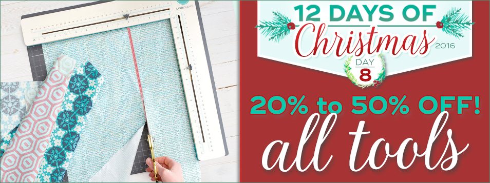 12 Days ALL TOOLS are on Sale 20% to 50% OFF