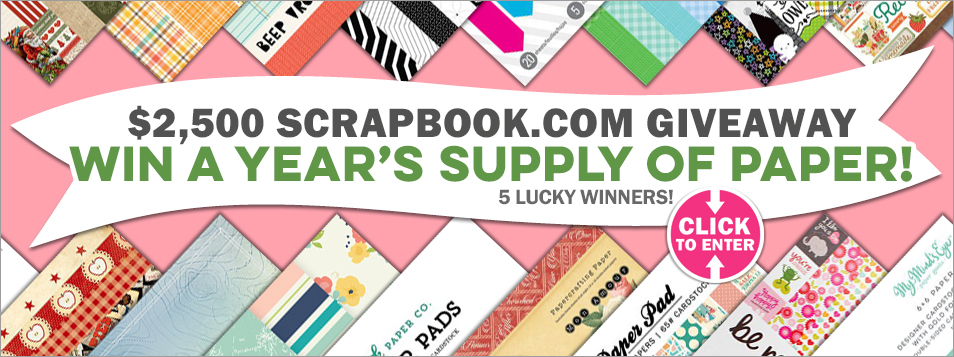 $2,500 Win a Year Supply of Paper- Slider 3