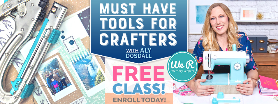 Crafting Tools - Aly Dosdall