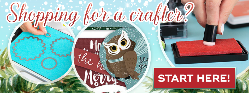 Gift Guide -shopping for a crafter start here 2018