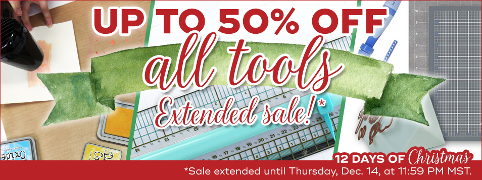 holiday - tools sale